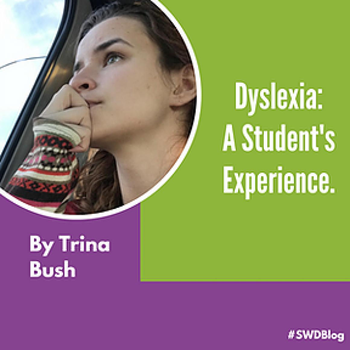 Dyslexia: A Student's Experience.